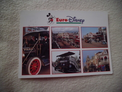 EURO DISNEY ...MAIN STREET - Disneyland