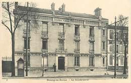 A-17-4357 : BOURG-LA-REINE. LA GENDARMERIE. - Bourg La Reine