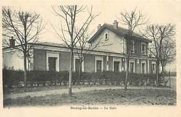 A-17-4358 : BOURG-LA-REINE. LA GARE - Bourg La Reine