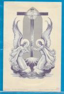 Bidprentje Van Ludovica Alida Ensink - Franeker - Asten - 1857 - 1951 - Images Religieuses