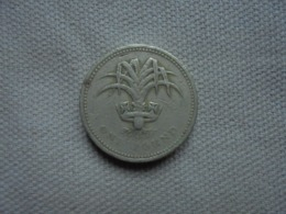Ancienne Pièce De 1 Pound Elizabeth II 1985 - 1971-… : Monnaies Décimales