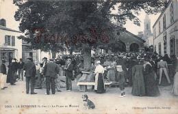 (44) La Bernerie - La Place Du Marché - Chien - 2 SCANS - France