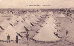 10. MAILLY LE CAMP. CPA . VUE GALERNE. TEXTE - Mailly-le-Camp