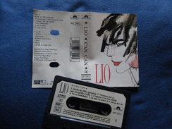 LIO K7 AUDIO VOIR PHOTO...ET LIRE IMPORTANT...  REGARDEZ LES AUTRES (PLUSIEURS) - Cassettes Audio
