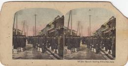 JAPAN. STEREO. TOKYO. THE RUSSO-JAPANESE WAR. - Tokio