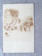 Slovenia Private Photo Foto Municipio 1919 Manifestazione Pirano Portorose Trieste Dintorni Okolica Ed 6222 - Slovenia