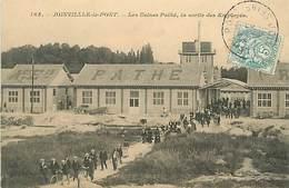 A-17-4382 : JOINVILLE-LE-PONT USINE PATHE. THEME CINEMA. - Joinville Le Pont