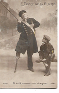 """""""  L,Ecole  De  La  Gloire    -  Et  Voilà  Comment  Nous  Chargions   """"    Vieux  Soldat  Et Petit  Fils - Patriotic"""