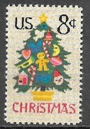 1973 8 Cents Christmas Mint Never Hinged - United States