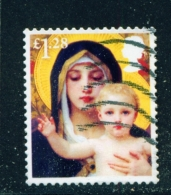 GREAT BRITAIN  -  2013  Christmas  £1.28  Used As Scan - Used Stamps