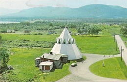 Coop Ass. Artisanat Indien Indian Handicraft Eglise Maria Cté, Bonaventure - Gaspé