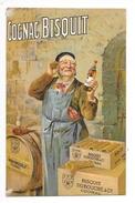 Carte Publicitaire COGNAC  BISQUIT  -    - L 1 - Werbepostkarten
