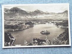 Slovenia Bled Veldes 1935 Ed Foto Povhe 6254 - Slovenia