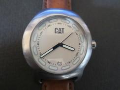 """Montre Bracelet Homme De Marque """" Caterpillar """" DA 141 - Stainless Stell - 30 M - - Advertisement Watches"""