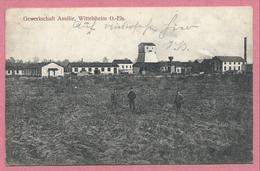 68 - WITTELSHEIM - Puits De Mines - Schacht AMELIE - Gewerkschaft - Mines De Potasse D' Alsace - Sin Clasificación