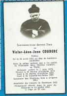 Bp    Priester   Couderc    Verdonné   St. Martin D' Ardèche   St. Laurent-les-Bains    Bordeux - Images Religieuses