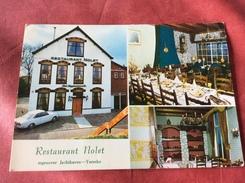 Nederland Pays-Bas Restaurant Nolet Yerseke 1979 - Hotel's & Restaurants