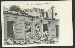 Paris Après Le Siege Et La Commune - 16 - La Maison De Monsieur Thiers     Daw2420 - Autres