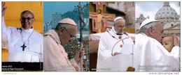 *VATICANO: 1^ Emissione 2014 - Numeri 202/205* -  Schede NUOVE (MINT) A CHIP In Folder - Vaticano