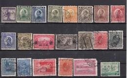 Yougoslavie Lot De 21 Timbres - Collections, Lots & Séries