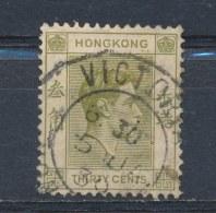 Hongkong 1938 Mi: 150 I Yt: 150 (Gebr/used/obl/o)(1527) - Hong Kong (...-1997)