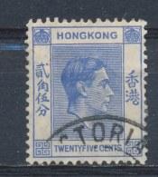 Hongkong 1938 Mi: 148 I Yt: 148 (Gebr/used/obl/o)(1528) - Hong Kong (...-1997)