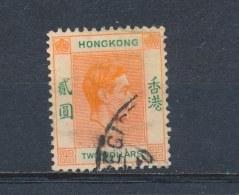 Hongkong 1938 Mi: 157 I Yt: 155 (Gebr/used/obl/o)(1525) - Hong Kong (...-1997)