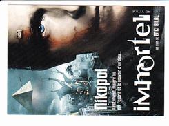 "Film ""IMMORTEL AD VITAM""  Nikopol, Enki Bilal, TF1, Ed. Cart.com 2004 - Affiches Sur Carte"