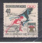 Czechoslovakia 1972 Mi Nr 2042 High Jamping With Gum  (a3p32)