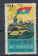 Vietcong (VC) 1967 Mi: 12 Yt:  (Gebr/used/obl/o)(1540) - Vietnam