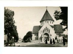 Cp  - REIMS (51) - Foyer Rémois L'église Et La Maison Commune - Reims