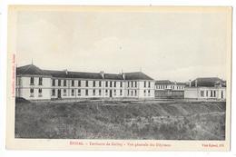 Cpa: 88  EPINAL - Territoire De GOLBEY - Vue Générale Des Hôpitaux  1918  N° 876 - Epinal