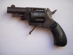 """Pistolet """"ELG"""" Dans L'état (catégorie D2) - Armes Neutralisées"""