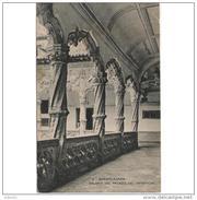 GDLJRTP6820CPA-LFT6321TBES.Tarjeta Postal DE GUADALAJARA.Publicitaria,Edificios.,ARTE.ESCULTURA ,PALACIO GUADALAJARA - Esculturas