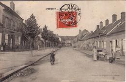 PREMERY Faubourg Saint Nicolas - France