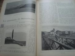 LA LETTURA 1902 SIRMIONE DESENZANO SALO' MATTANZA DEL TONNO - Autres