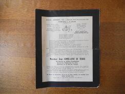 BASE AERIENNE 116 CLASSE 54/2 LUXEUIL MONSIEUR JEAN COMTE-CENT DE TRAUD - Dokumente