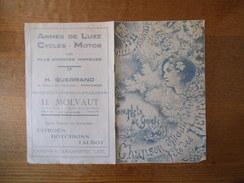 FÊTE DES FLEURS DE PITHIVIERS 1928 COUPLETS DE GAIETE PAROLES DE JACQUES PARANT MUSIQUE DE H. TARELLI CHANSON OFFICIELLE - Noten & Partituren