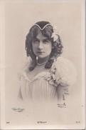 Carte Précurseur 1900 Photo Reutlinger : Femme , Stelly - Entertainers