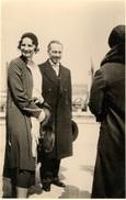 Postcard / ROYALTY / Belgique / Belgium / Reine Astrid / Koningin Astrid / Deurne / 1931 - Aérodromes