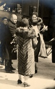 Postcard / ROYALTY / Belgique / Belgium / Reine Astrid / Koningin Astrid / Deurne / 1931 - Aerodrome