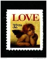 UNITED STATES/USA - 1996  LOVE  SELF ADHESIVE  MINT NH - Stati Uniti