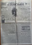 """""""ILGIORNALE DI TORINO"""" - QUOTIDIANO INDIPENDENTE DELLA SERA - 20 AGOSTO 1946 - (4 PAGINE ORIGINALI) - Libri, Riviste, Fumetti"""