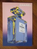 CHANEL N. 5 Parfum Carte Postale - Zonder Classificatie