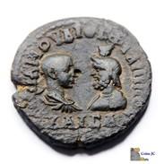 Roma - Moneda Provincial - Filipo II Y Serapis - 247/249 DC. - 5. Der Soldatenkaiser (die Militärkrise) (235 / 284)