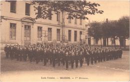 VAUJOURS (93) L'école Fénélon - 1ère Division - Belle Carte - Otros Municipios