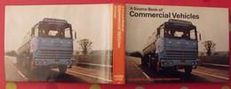 A Source Book Of Commercial Vehicles En Anglais. Camions. Miller Vanderveen 1972 - Livres, BD, Revues