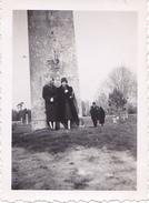 26168 Deux 2  Photo Bretagne France - Josselin Ploermel Lande Mi-voie -combat Des Trente - En 1938 -Rennes 35 - Lieux