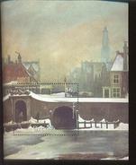 GRENADA   3087  MINT NEVER HINGED S/ SHEET OF ART ; PAITINGS ; RIJKS MUSEUM - Kunst