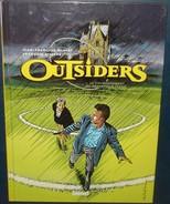 OUTSIDERS.Le Couronnement Du Professeur Clegg.J.F.Miniac.F.Riviere.Glenat.46 Pages. - Books, Magazines, Comics